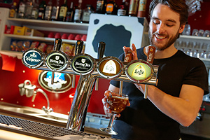 Diverse Bieren Feestlocatie Oisterwijk Boscafé De Rode Lelie